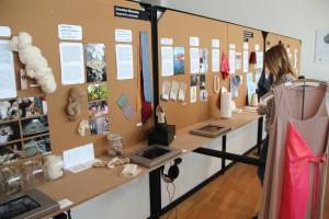 Materialien der Slow Fashion Foto: Annika Lampe/Friederike Palm